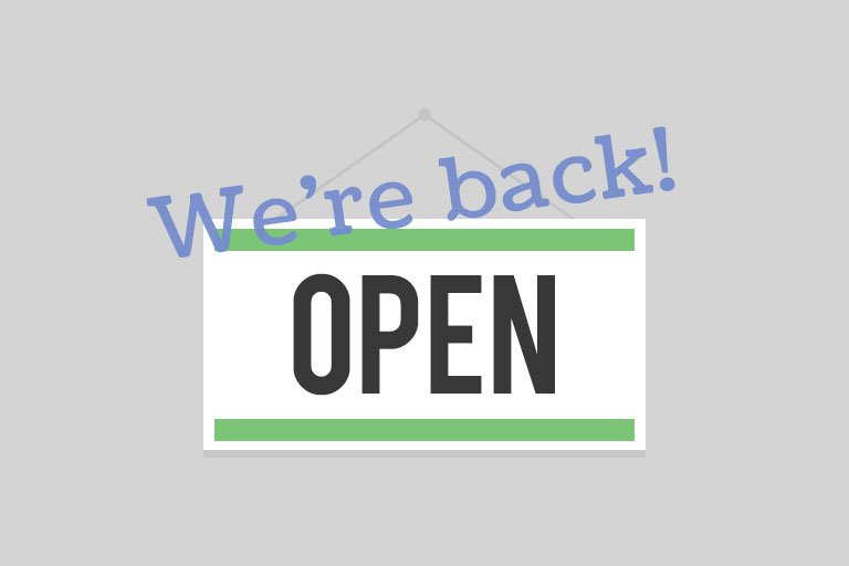 Eyewearhaus is open again