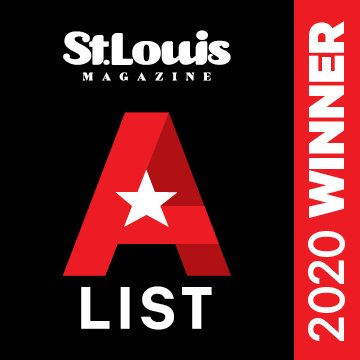 A List winner logo 2020